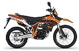 Kreidler ENDURO 125 Motorrad | DICE GS 125 | 8,4 KW 125 ccm 101 km/h 4-Takt
