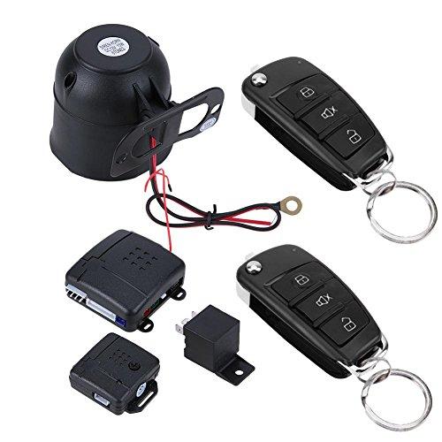 AnySell Voiture Véhicule Automatique d'alarme Protection d'entrée sans système de sécurité