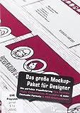 Das gro�e Mockup-Paket f�r Designer (PC+Mac) Bild