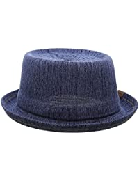 Kangol Men's Indigo Mowbray Porkpie Hat