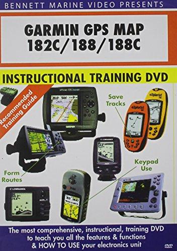 Preisvergleich Produktbild BENNETT DVD GARMIN GPS 182C 188 188C SOUNDER