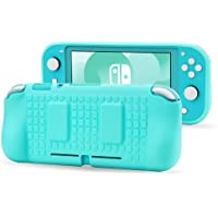 KIWI design Cover per Nintendo Switch Lite 2019 Custodia Protettiva in TPU Morbido Antiscivolo e AntiGraffio Cover per…
