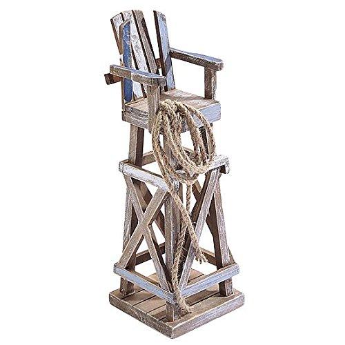 Woerner Deko Hochsitz aus Holz 33x11x11cm