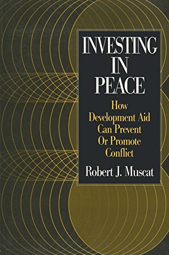 Investing in Peace: How Development Aid Can Prevent or Promote Conflict: How Development Aid Can Prevent or Promote Conflict (English Edition) por Robert J. Muscat