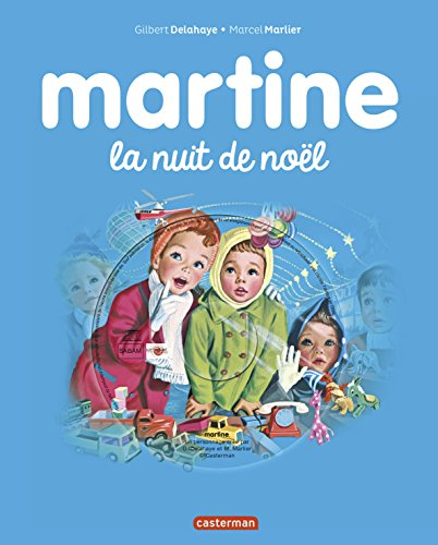 Martine la nuit de Noël (1CD audio)