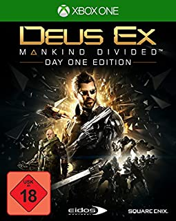 Deus Ex: Mankind Divided [Xbox One] (B00W1GHA0E) | Amazon price tracker / tracking, Amazon price history charts, Amazon price watches, Amazon price drop alerts