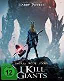 DVD Cover 'I Kill Giants [Blu-ray]