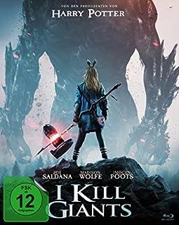 I Kill Giants [Blu-ray]