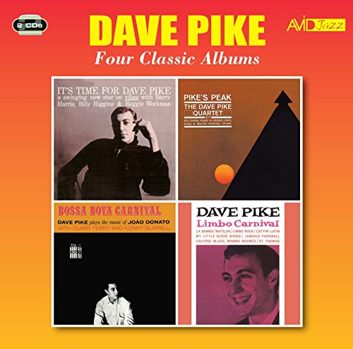 four-classic-albums-its-time-for-dave-pike-pikes-peak-bossa-nova-carnival-limbo-carnival