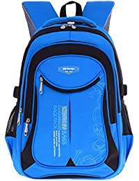 Y-BOA Sac à Dos Cartable Scolaire Enfant Fille Garçon École Primaire Sport Loisirs Bagage Backpack