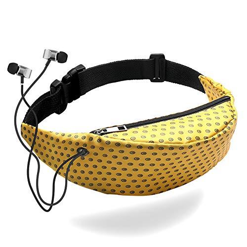 Preisvergleich Produktbild Damen Bunte Handbag Wasserdichte Reise Handy-Sports and Outdoor Belt Bag Chest Bag Gürteltasche
