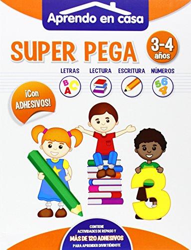 Super Pega. 3-4 Años