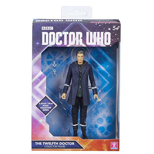 Doctor Who 0628312,7cm grau 12. Doctor Capaldi Hoodie ()