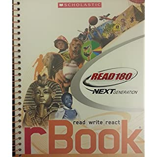 Rbook Read 180 Next Generation