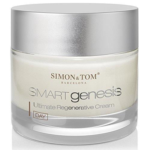 Simon & Tom SMART GENESIS. Crema día pieles maduras