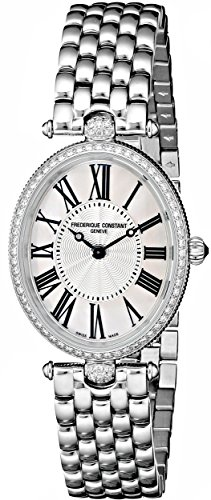 FREDERIQUE CONSTANT CLASSICS ART DECO FC-200MPW2VD6B LADIES 24.5MM WATCH