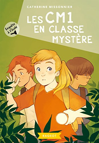 Enquête à l'école - Les CM1 en classe mystère