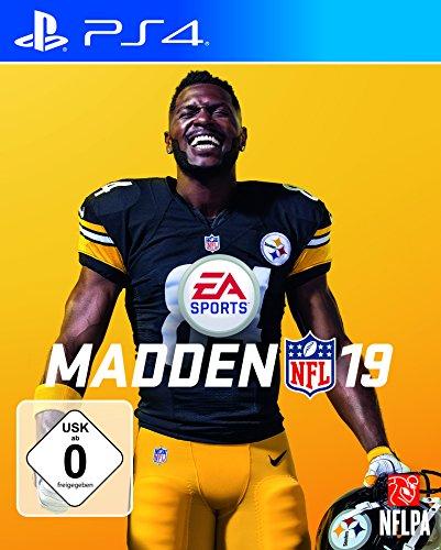 formel eins ps4 Madden NFL 19 - Standard Edition - [PlayStation 4]