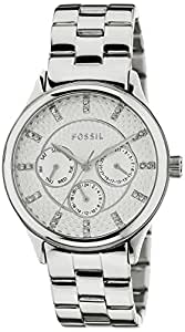 Fossil End of Season Mod Soph Analog Silver Dial Women's Watch -BQ1560