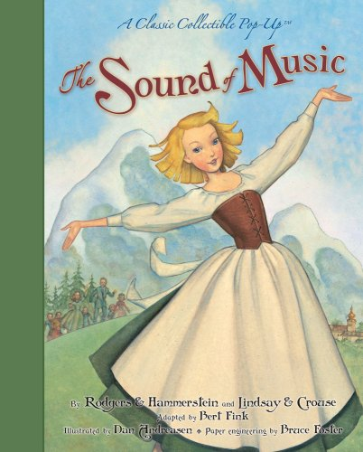 The Sound of Music: A Classic Collectible Pop-Up por Richard Rodgers