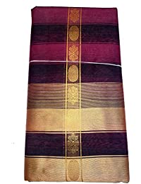 VFCollections Latest Designer Banarasi Pattu_Cotton Silk Saree With Blouse Piece (Festivals & Traditional Wear)