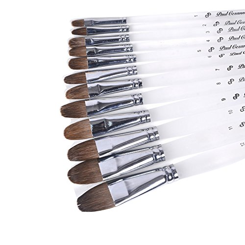 surblue-horsehair-paint-brushes-12pcs-set-for-watercolor-acrylic-oil-and-gouache-painting
