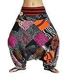 608f175e8a57 DESIGN  I pantaloni alla turca sono unisex e possono essere indossati sia  dall uomo