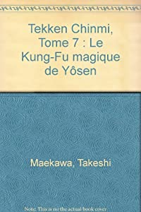 Tekken Chinmi Edition simple Tome 7