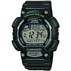 Casio Herren-Armbanduhr XL Digital Quarz Resin STL-S100H-1AVEF