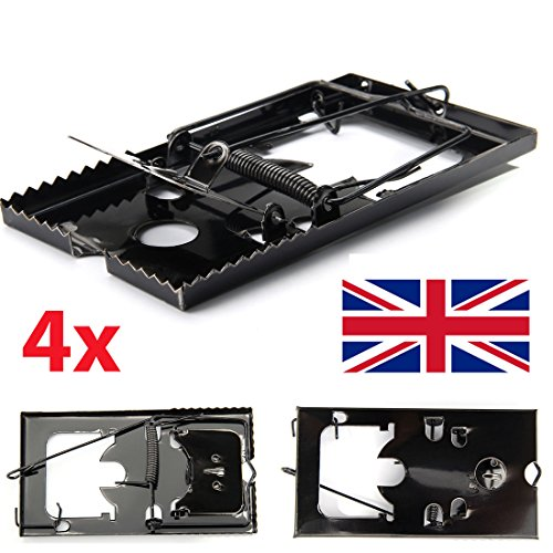 jjonlinestore-reusable-black-rat-mouse-mice-catching-traps-heavy-duty-snap-traps-easy-set-bait-pest-