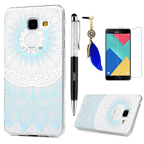 a5-case-galaxy-a5-case-cover-2016-version-lanveni-colorful-painting-series-soft-rubber-tpu-gel-cover