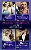 Modern Romance July 2016 Books 1-4: Di Sione's Innocent Conquest (The Billionaire's Legacy, Book 1) / A Virgin for Vasquez / The Billionaire's Ruthless ... Book 2) (Mills & Boon e-Book Collections)