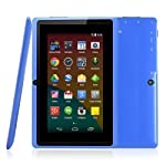 "BTC Flame UK Quad Core 7"" Tablet PC (8GB HDD, Google Android KitKat, HDMI, WIFI, USB, Bluetooth, res:1024x600) - Blue"