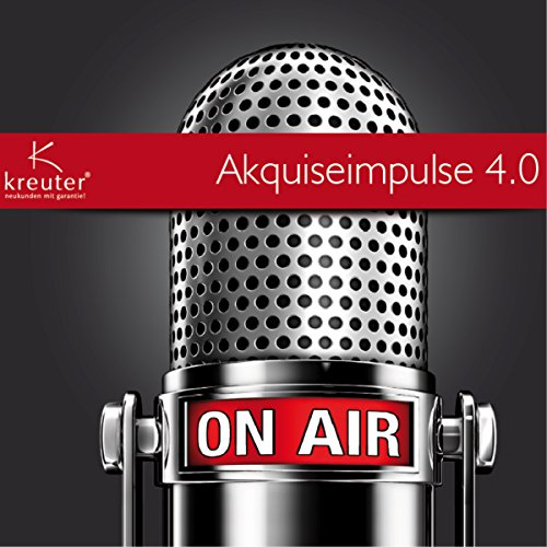 Buchseite und Rezensionen zu 'Akquiseimpulse 4.0' von Dirk Kreuter