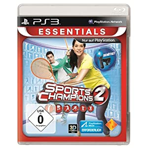 Sports Champions 2 [Essentials] – [PlayStation 3]