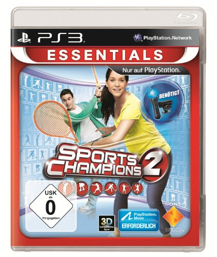 Sports Champions 2 [Essentials] - [PlayStation 3] (Playstation Spiel-system 3)