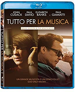 love and mercy - tutto per la musica (blu ray)
