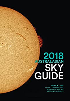 2018 Australasian Sky Guide   (English Edition) par [Lomb, Nick ]