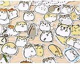 SetProducts  Scrapbooking  Lot de 28 Stickers Hamster Mignons - Autocollants HD Top Qualité - Scrapbooking, Bullet Journal, Kawaii, Décoration, Customisation, Création, Bricolage, Loisir Créatif