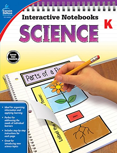 Science, Grade K (Interactive Notebooks) por Holly Rafidi