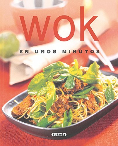 Wok en unos minutos (El Rincón Del Paladar) por Maggie Wright