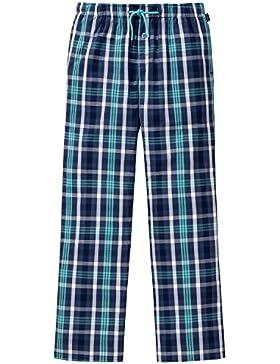 Schiesser Mix & Relax Webpants, Pantalones de Pijama para Niños
