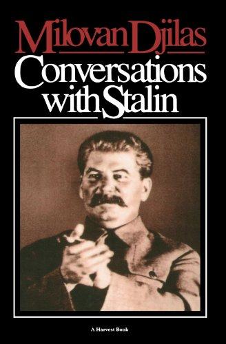 Conversations with Stalin por Milovan Djilas