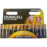 Duracell Plus Power Batterie AA (MN1500/LR6) 12er