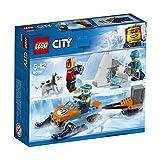 Lego City Team di esplorazione Artico,, Taglia Unica, 5702016108798