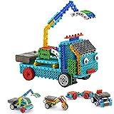 Top Race Blocs RC télécommandés, kit de construction pour véhicule robot....