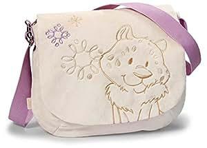NICI Snow Dreams Snow Leopard Girl Small Shoulder Bag 33 cm