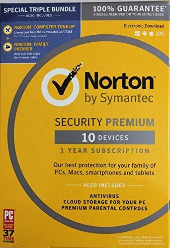 Tune Up Prices >> Norton 0037648364867 Security With Backup Bonus