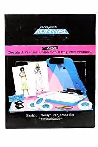 Project Runway Fashion Design Projector Kit