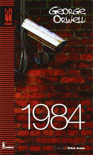1984 (Amaiur) por George Orwell